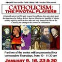 AWG Pivotal Players, Jan 9, 23, 30, Feb 6