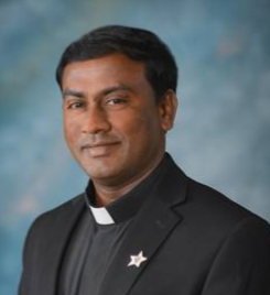 Fr. Antony has received a new assignment from Bishop Deeley