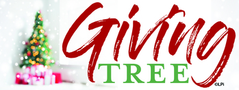 Giving and Advent Trees have begun!
