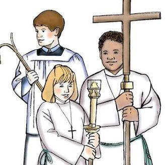 Altar Server Workshop!