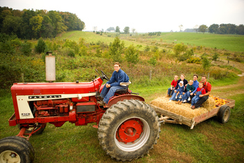 St Jude Family Hayride & Potluck - Friday, October 4th