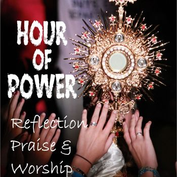 Hour of Power: December 6th at St. Jude's in Freeport (6-8pm)