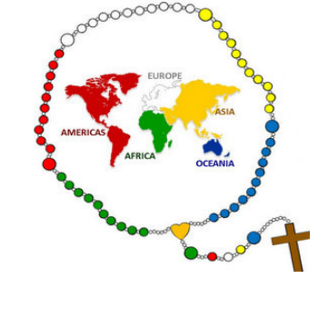 World Mission Rosary, October 30th at St. Jude