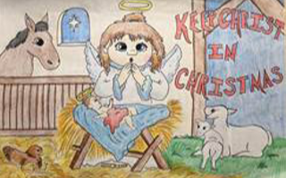 Keeping CHRIST in Christmas Poster Contest!