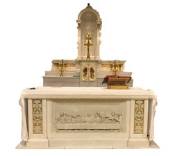A Little History on the Sacred Heart Altar