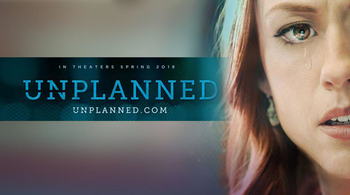 Unplanned Now in Maine Theaters