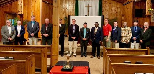 Programs Supported | Parish of the Holy Eucharist | Falmouth, ME