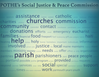 POTHE'S Social Justice & Peace Commission