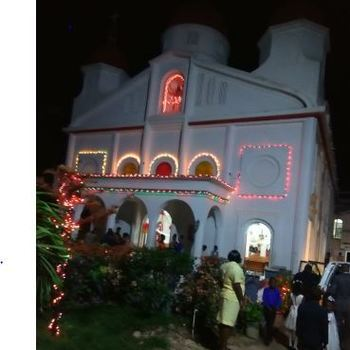 Our Sister Parish in Haiti sends Christmas Greetings and Thank You!!