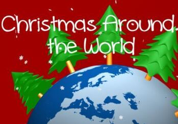Christmas around the World, Saturday, December 11 at Holy Martyrs 5-8 pm