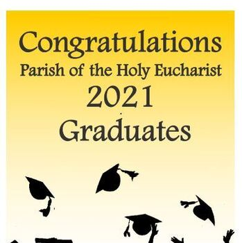POTHE will be honoring our Graduating Seniors on June 12 & 13