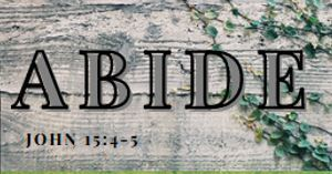 ABIDE: A Day of Reflection for Maine High School Youth, Saturday, October 30