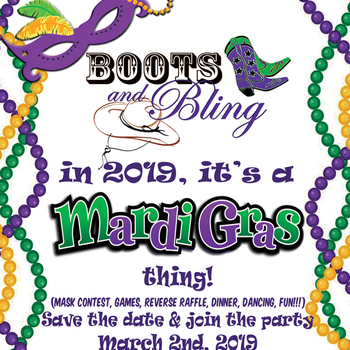 Boots and Bling 2019