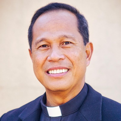 Reverend Father Rolando