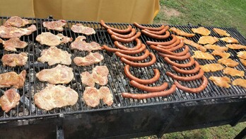 Newman Cookout