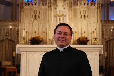 Father Anthony J. Saiki, J.C.L.