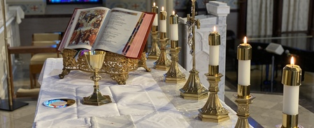 Holy Mass & Confession Times