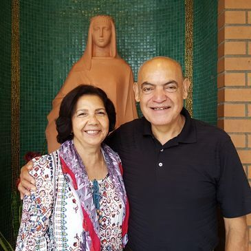 Dcn. Salvador and Victoria Ramirez
