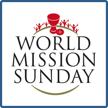 Special Collection: World Mission Sunday