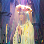 Anniversary of Our Lady's appearance in Fatima