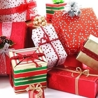 Giving Tree Wrapping