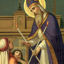 St. Blaise Feast Day - Blessing of the Throats