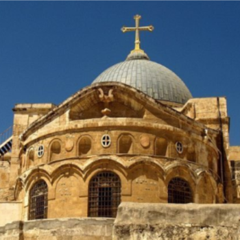 Holy Land pilgrimage with Fr. George & Sr. Adele Gerlach