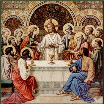 Holy (Maundy) Thursday Mass of the Last Supper