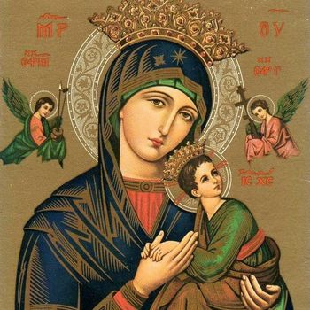 Votive Mass of Consecration to Our Lady of Perpetual Help