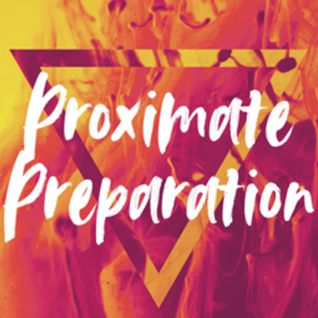 Proximate Preparation Large Group Meeting 5