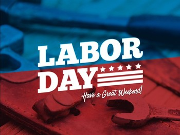 Labor Day - Offices Closed
