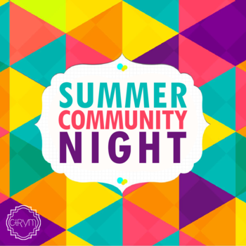 Summer Community Night