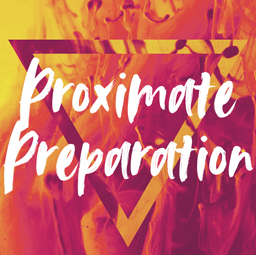 Proximate Preparation Large Group Meeting 1