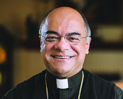 Bishop Fabre 'appeals' to the faithful of the diocese