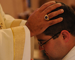 Friar Nathaniel Maria Gadalia to be ordained a priest