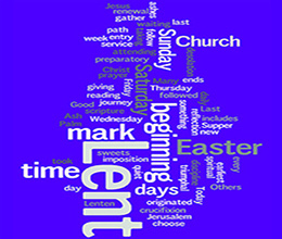 Lent is the perfect opportunity to pray and reflect on the issues and challenges we face