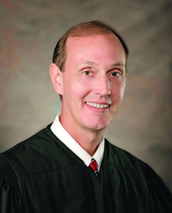 Thibodaux native sits atop state's highest court