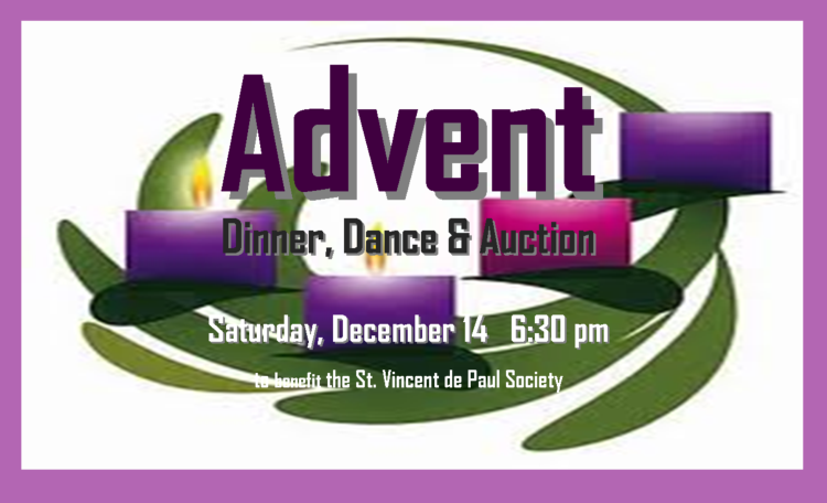 Advent  Dinner & Dance