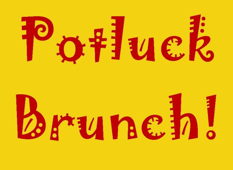 Potluck Brunch for Feast of Our Lady of Seven Sorrows