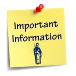 IMPORTANT NOTICE ON USE OF ST GERALD FACILITIES
