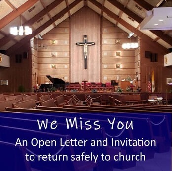 An Open Letter and Invitation