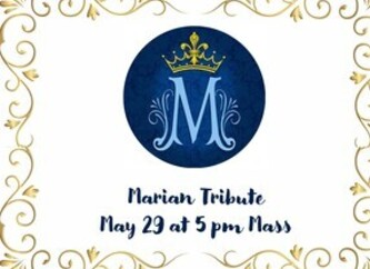 2021 May Crowning/Marian Tribute