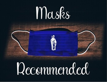 Masks Recommended