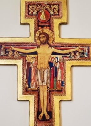 San Damiano Cross, Saint Francis of Assisi, Franciscan Missionary Sisters of Our Lady of Sorrows