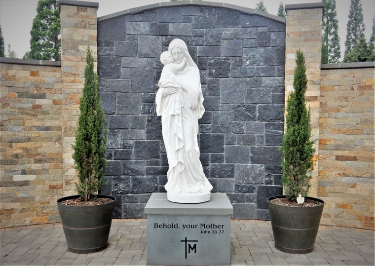Memorial Wall for the Unborn