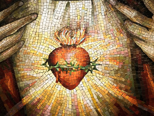 Sacred Heart of Jesus Peace Prayer and Relaxation