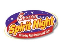 St. Anthony Youth Ministry Spirit Night @ Chic-fil-A