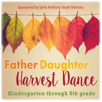 Father Daughter Dance ~ Gr K-8