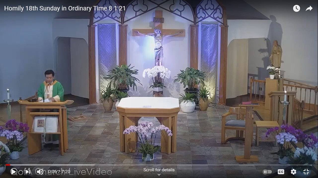 Homily Archives