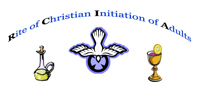 Becoming Catholic - Rite of Christian Initiation of Adults (RCIA ...